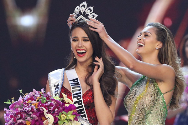 मिस यूनीवर्स 2018 : फिलीपींस ने जीता ताज, शीर्ष 20 तक भी नहीं पहुंचा भारत