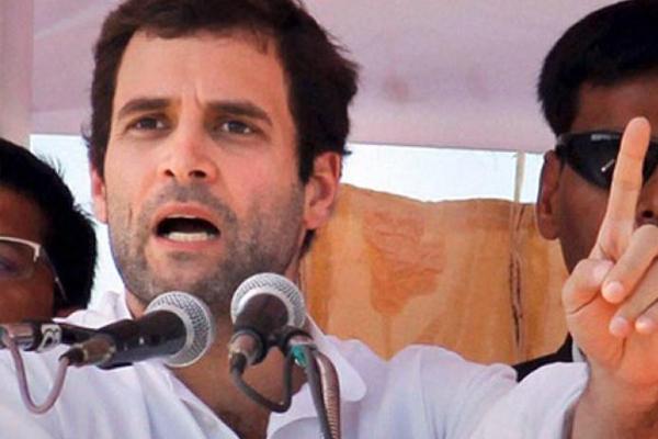 मोदी सत्ता में नही लौट रहे : राहुल गांधी