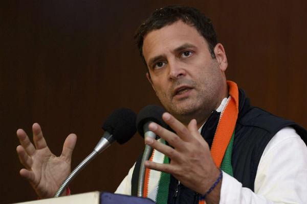 मोदी ने झूठ बोलकर लोकसभा चुनाव जीता : राहुल