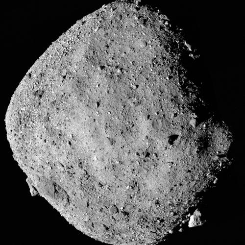 नासा के यान ने क्षुद्रग्रह बेनू पर पर पानी के संकेत पाए