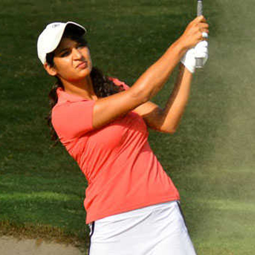 महिला गोल्फ : पहले दौर में नेहा ने ली बढ़त