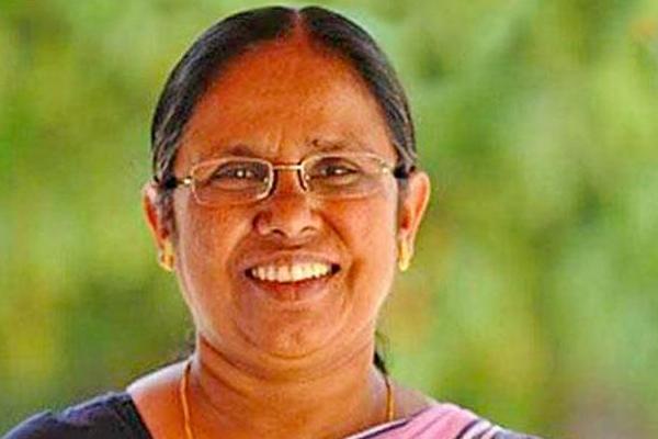 निपाह वायरस के प्रकोप का डर खत्म : केरल की स्वास्थ्य मंत्री