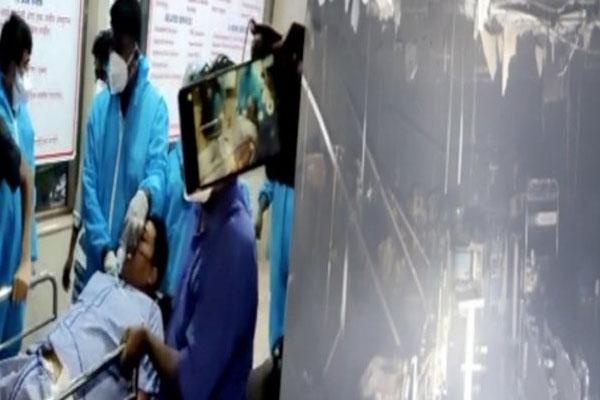 पालघर अस्पताल में 13 कोविड मरीजों की मौत, राष्ट्रपति, PM, CM ने व्यक्त किया शोक