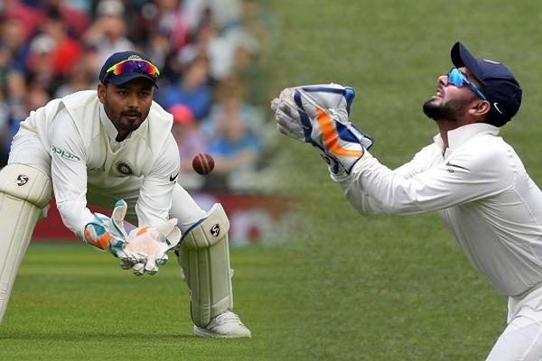 आईसीसी टेस्ट बल्लेबाजों की रैंकिंग में पंत की लम्बी छलांग