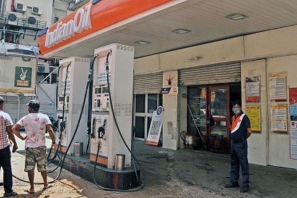 पेट्रोल, डीजल की कीमतों में संशोधन नहीं, ओएमसी कर रही है विकल्पों की तलाश