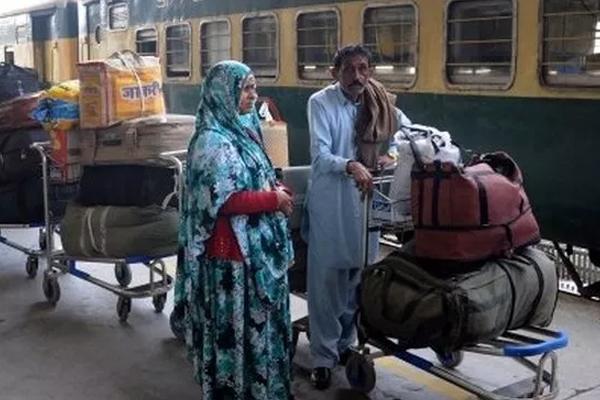 पुलवामा हमले के बाद समझौता एक्सप्रेस से आने वाले यात्रियों की संख्या घटी
