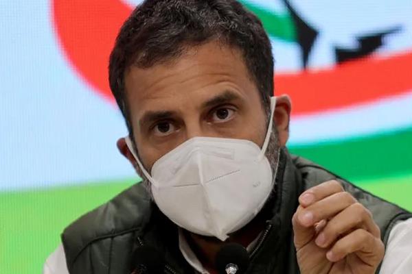 युवा कांग्रेस की राष्ट्रीय कार्यकारिणी की बैठक में शामिल हुए राहुल गांधी