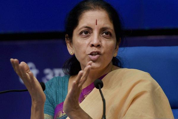 राहुल सशस्त्र बलों को सरकार के खिलाफ उकसा रहे : सीतारमण