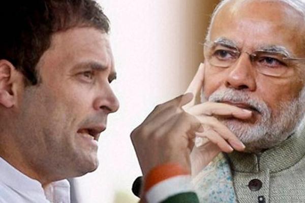 राहुल ने महाराष्ट्र में मोदी पर निशाना साधा