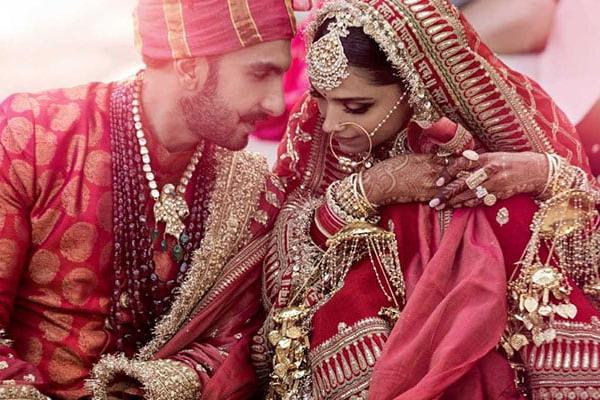 विवाह के बंधन में बंधे रणवीर और दीपिका