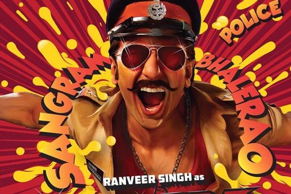'सिंबा' में विचित्र पुलिसकर्मी के रूप में दिखेंगे रणवीर