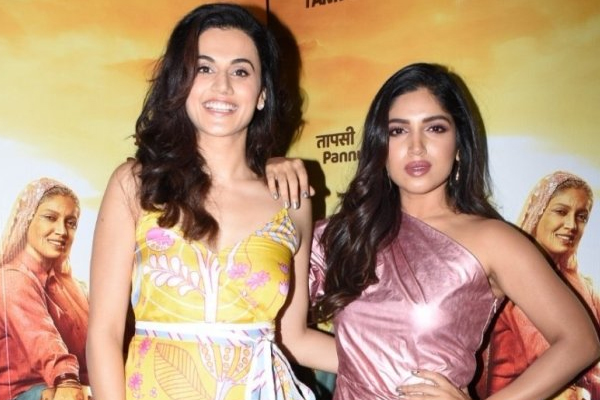 फिल्म 'सांड की आंख' को लेकर उत्साहित है शाद रंधावा