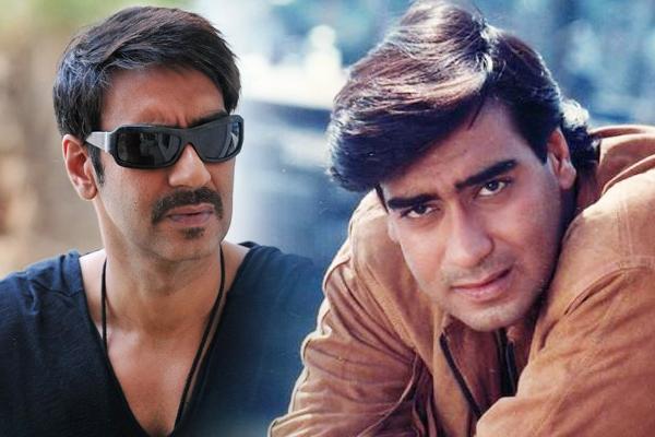 अजय देवगन की 100 फिल्में पूरीं, शाहरुख ने दी बधाई