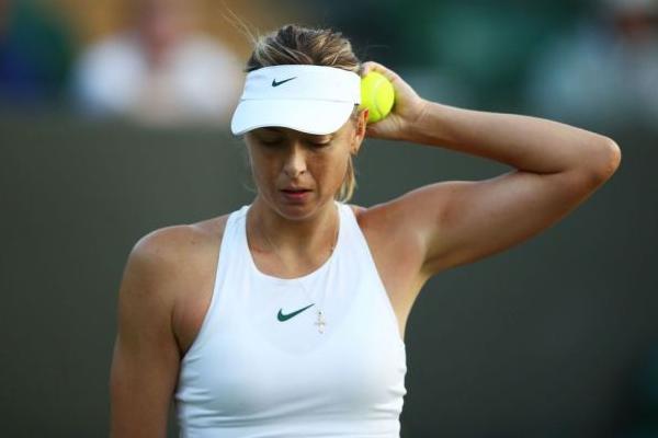 टेनिस : फ्रेेंच ओपन से हटीं चोटिल शारापोवा