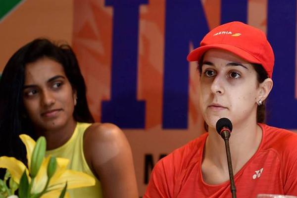 सिंधु को फाइनल में घबराहट को नियंत्रित करने की जरूरत : मारिन
