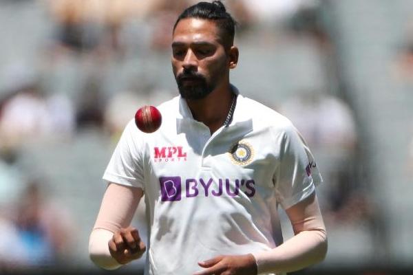 पहली बार 5 विकेट लेने पर बोले सिराज : बयां करने के लिए शब्द नहीं