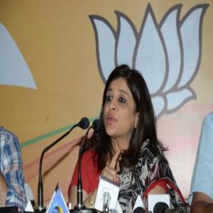 बीजेपी ने प्रेम शुक्ल और शाजिया इल्मी को बनाया नया राष्ट्रीय प्रवक्ता