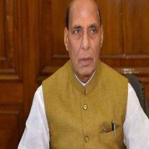 दोनों देशों को एलएसी का सम्मान करना चाहिए : राजनाथ सिंह