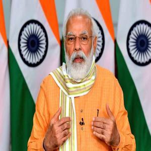 कोरोना काल में कुपोषण के खिलाफ मजबूती से लड़ रहा भारत : मोदी