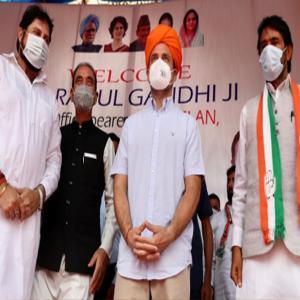 जम्मू-कश्मीर में घर जैसा महसूस करता हूं : राहुल गांधी