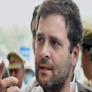 अलवर सामूहिक दुष्कर्म पीडि़ता से राहुल की मुलाकात रद्द