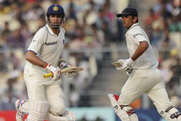 आज भी हूबहू याद है लक्ष्मण की 281 रनों की पारी : द्रविड़