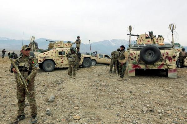 अफगानिस्तान में 99 आतंकी ढेर, 12 सैनिक शहीद