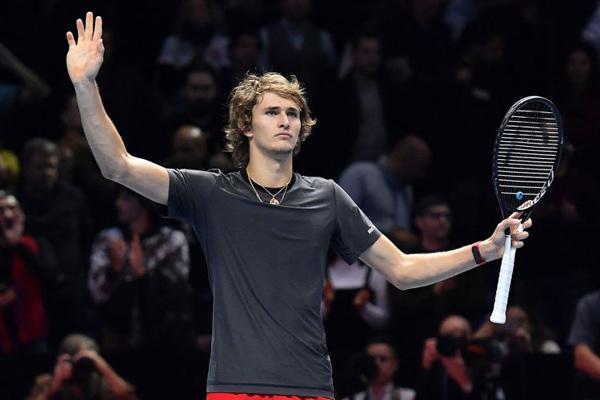 टेनिस : वर्ल्ड नम्बर-1 को हराकर एटीपी फाइनल्स खिताब जीते ज्वेरेव