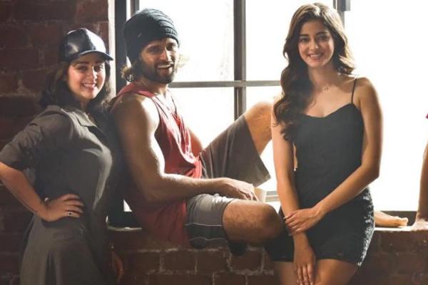 नई फिल्म में विजय देवरकोंडा संग नजर आएंगी अनन्या