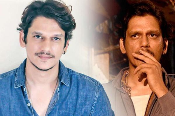 'हुड़दंग' में कॉलेज छात्र की भूमिका में दिखेंगे विजय वर्मा