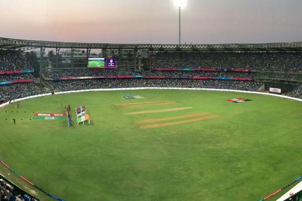 मुंबई का वानखेड़े स्टेडियम बनेगा क्वारंटाइन सेंटर
