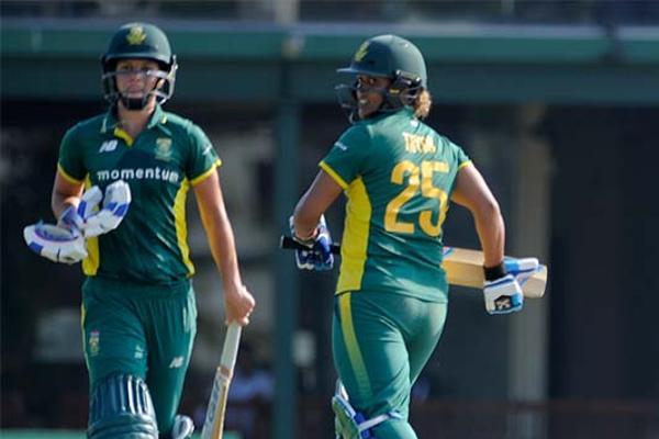 महिला क्रिकेट : द. अफ्रीका ने भारत को 5 विकेट से हराया
