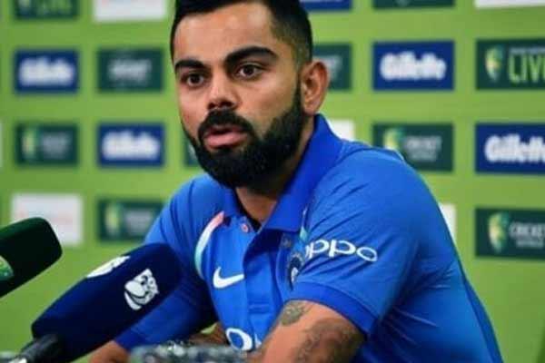 आईपीएल से पहले विश्व कप टीम का चयन किया जाएगा : कोहली