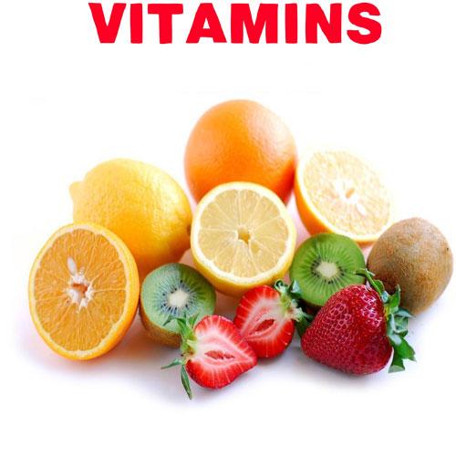 बेहतर सेहत के लिए आवश्यक विटामिन्स