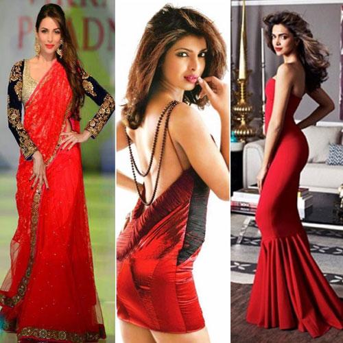 फैशन टिप्स 4: कूल सीजन में हॉट रेड का ट्रेंड