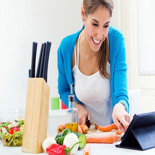 Kitchen में संगीत के 5 Benefits