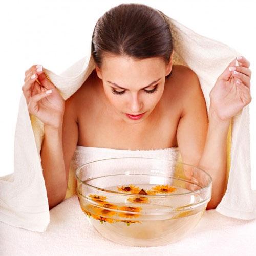सुंदर  और कोमल त्वचा के लिए स्टीम के 5 लाभ