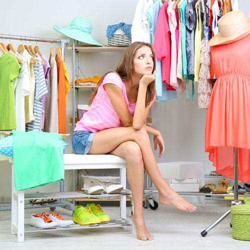 जानिए 5 Tips अलमारी को arrange करने के बारे में...