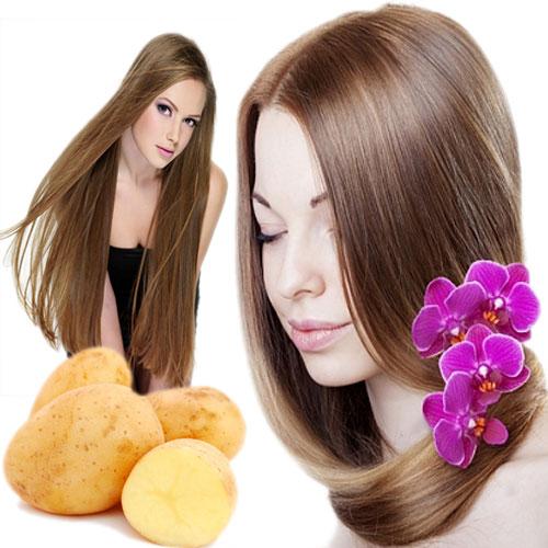 बालों के लिए आलू के 5 अनोखे लाभ