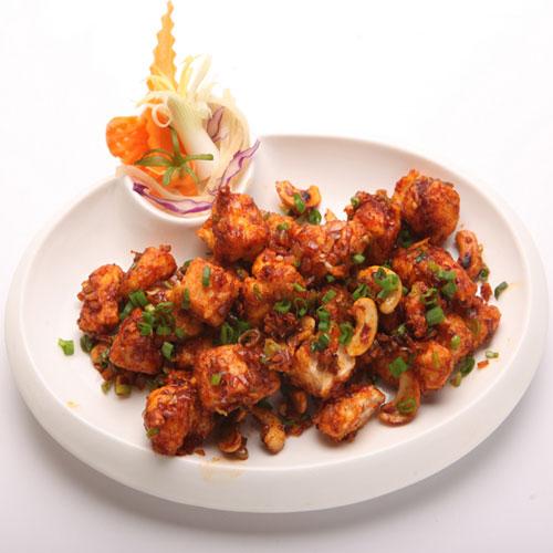 ड्राई चिकन मंचूरियन-Dry chicken Manchurian recipe