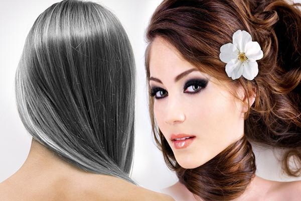 सफेद बालों से छुटकारा पाने के  लिए 7 घरेलू उपाय