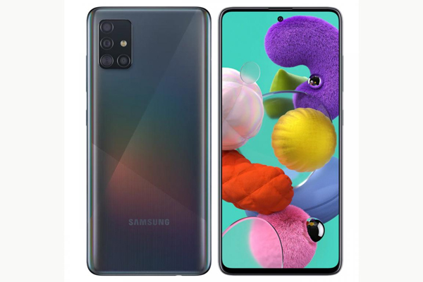 मिड रेंज में आलराउंडर स्मार्टफोन सैमसंग गैलेक्सी ए51