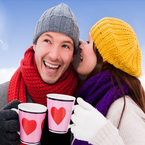 गुलाबी ठंड में रोमांस करने के हॉट-हॉट 8 टिप्स