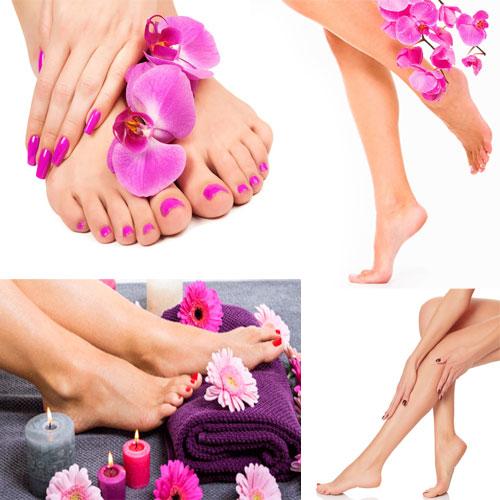 8 नेचुरल टिप्स से पाएं खूबसूरत पैर