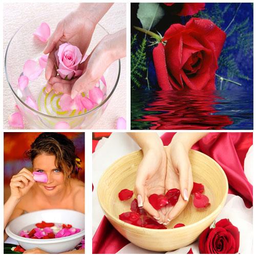 Health,Beauty के लिए गुलाबजल के 8 Uses