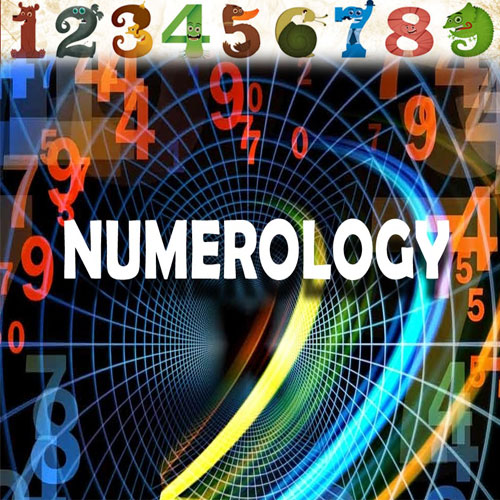 Astrology numerology chart image 1