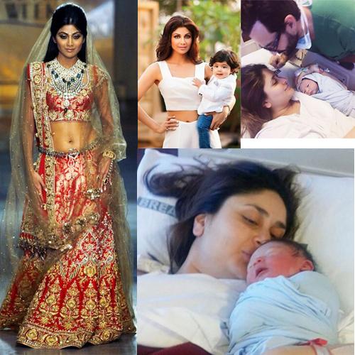 ऐश्वर्या ही नहीं करीना को भी मिला मां बनने का सुख,  30 की उम्र के बाद