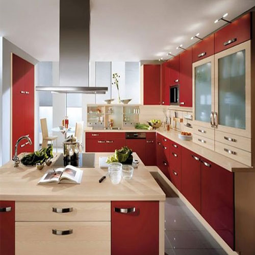 60 Kitchen Interior Design Ideas With Tips To Make One: ,Decor World Tips In Hindi,किचन का डिजाइन हो वास्तु के