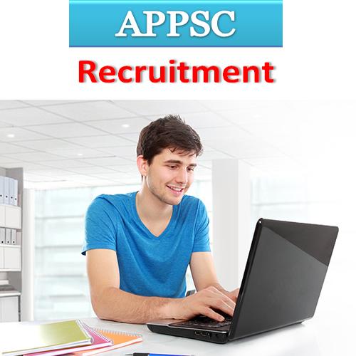 APPSC में नौकरी पाने का बेस्ट आॅप्शन, आवेदन करें