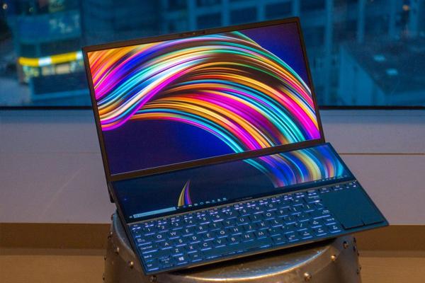 आसुस का स्क्रीनपैड प्लस फीचर वाला नया लैपटॉप लांच